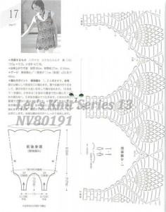 2 crochet pineapple motif