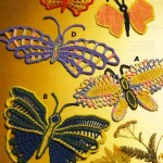 5 Crochet Butterflies
