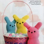 Easter Egg Bunny Rabbits to Crochet