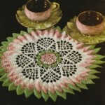 Green Pastures Doily Pattern