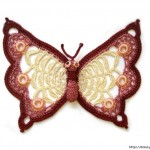 Lovely Crochet Butterfly Pattern