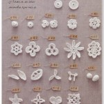 Small Botanical Crochet Motif Patterns