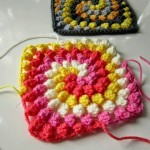 Spiral Bobble Crochet Stitch Tutorial