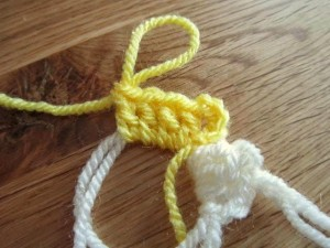 Spiral Bobble Crochet Stitch Tutorial 6