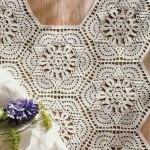The hexagonal motif crochet