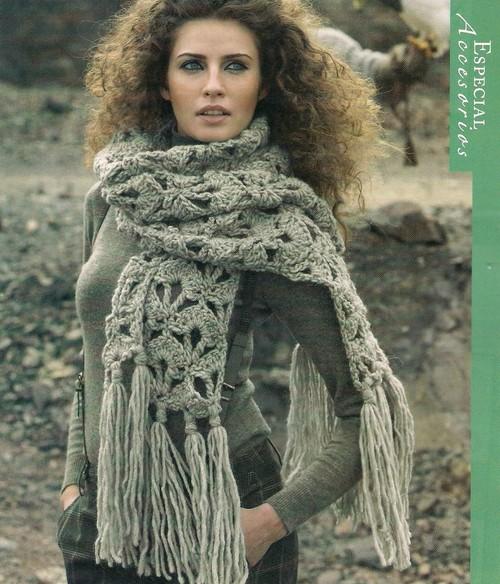 Crochet Scarf Free Patterns Page 13 Of 17 Crochet Kingdom 83