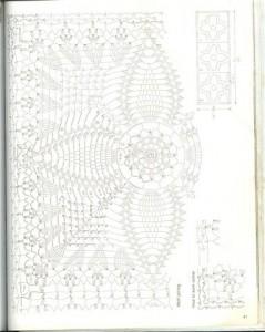 a creating pineapple crochet stitch
