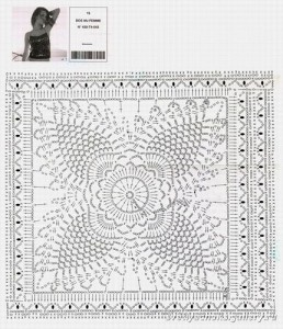 143 free diagrams for crochet pineapple stitches crochet kingdom crochet pineapple motif 3 ccuart Image collections