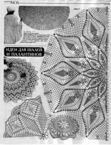crochet pineapple motif 7