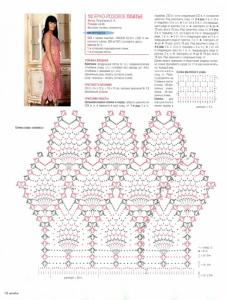 crochet pineapple motif 8