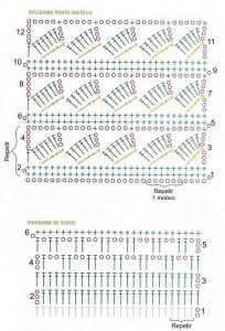delicate crochet cardigan long 2