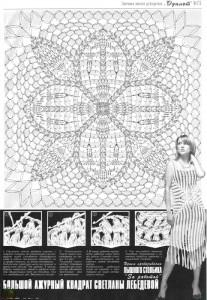 dress pineapple crochet idea
