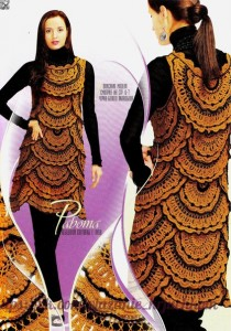 free crochet pattern dress