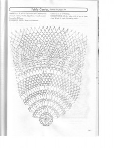 free diagrams for crochet pineapple stitches 11