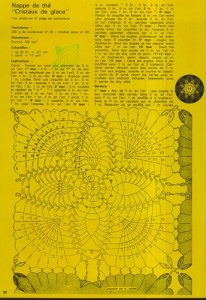 free diagrams for crochet pineapple stitches 3