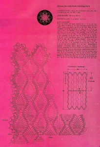 free diagrams for crochet pineapple stitches20