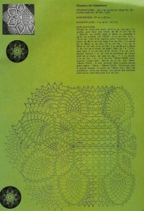 free diagrams for crochet pineapple stitches21