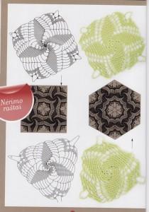 motifs pineapple crochet idea 1