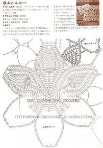 pillow creating pineapple crochet stitch