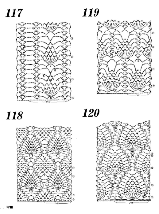 pineapple crochet stitches 1  u22c6 crochet kingdom