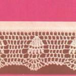 Pretty Crochet Border Pattern Free
