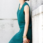 Blousing One Piece - Crochet Dress Pattern