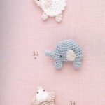 Little Animals Crochet Motifs
