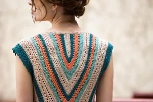 crochet dress free pattern 3