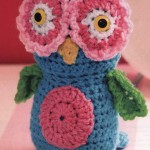 Cute Crochet Owl Pattern