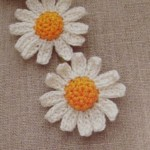 Daisy Flower to Crochet