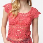 Awesome Crochet Top Diagrams