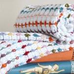 A Pretty Crochet Blanket Pattern