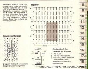 squares tank crochet pattern 1