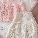 Baby Crochet Dress Pattern Free