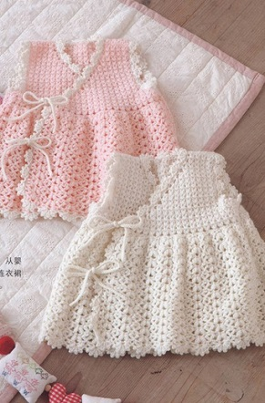 Baby Crochet Dress Pattern Free ⋆ Crochet Kingdom