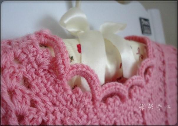 Cute baby dress crochet pattern 2
