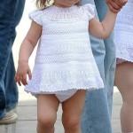 Delicate Crochet Baby Dress Pattern Free