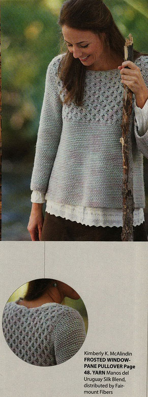 Frosted-Window-Pane-Cable-Crochet-Sweater-Pattern