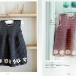 Cute Japanese Baby Crochet Dress Pattern