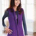 Tunic-Cardigan Crochet Pattern