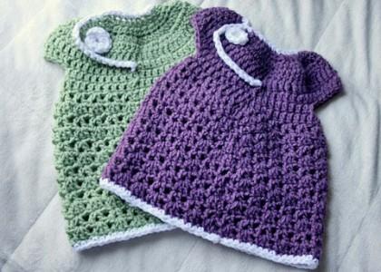 crochet dress 3