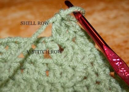 crochet dress tut 2