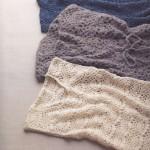 Open Fan Stitch Crochet Top Pattern