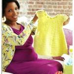 Sunshine baby dress pattern crochet
