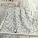 January Baby Crochet Blanket