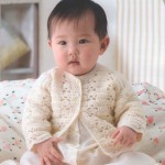 Cute Crochet Baby Jacket
