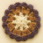 Color Circle Crochet Pattern