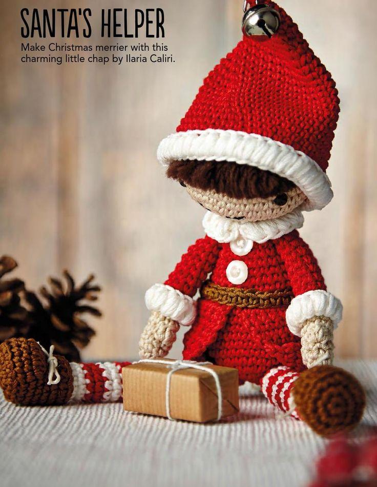 Elf Amigurumi Crochet