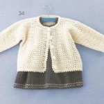 Crochet Baby Jacket With or Without Hood