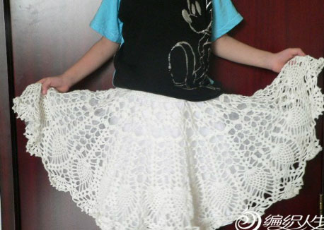 Skirts ⋆ Crochet Kingdom (2 free crochet patterns)